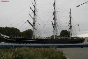 spaziergang docklands greenwich