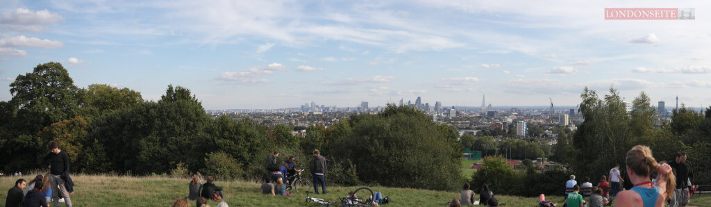 Parliament Hill Panorma