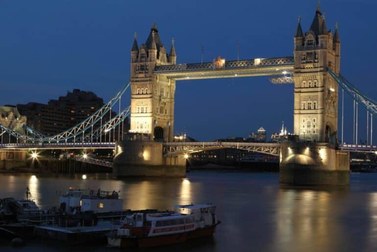 Touren durch London
