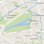 Spaziergang 1 - Regierungsviertel und Westminster