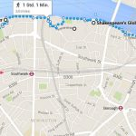 Spaziergang 3 - Südlich der Themse