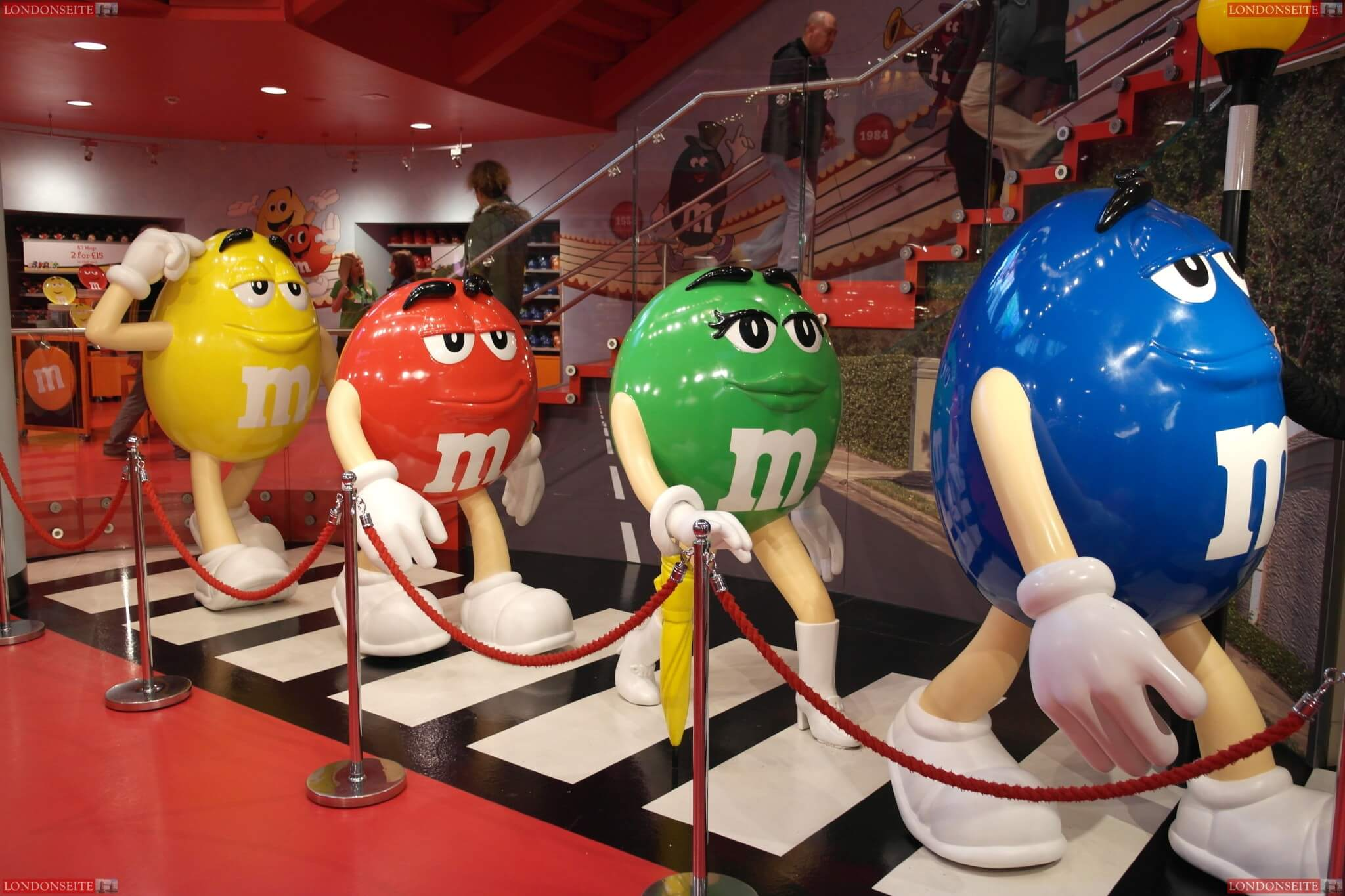 M&M Abbey Road
