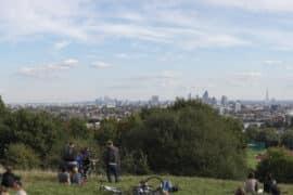 Parks und Gärten in London