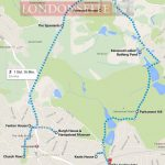 Spaziergang 8 - Hampstead Heath