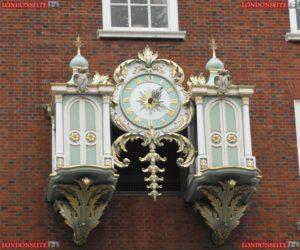 Fortnum Mason Uhr