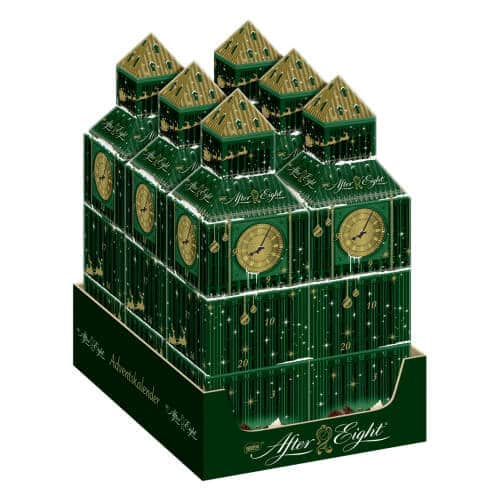 Big Ben Adventskalender von After Eight