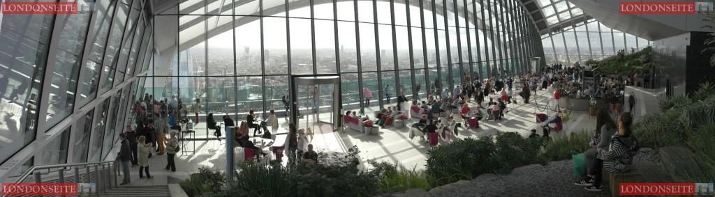 Skygarden Panorama Innen