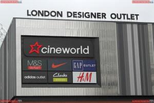 Designer Outlet und Stadionbesichtigung