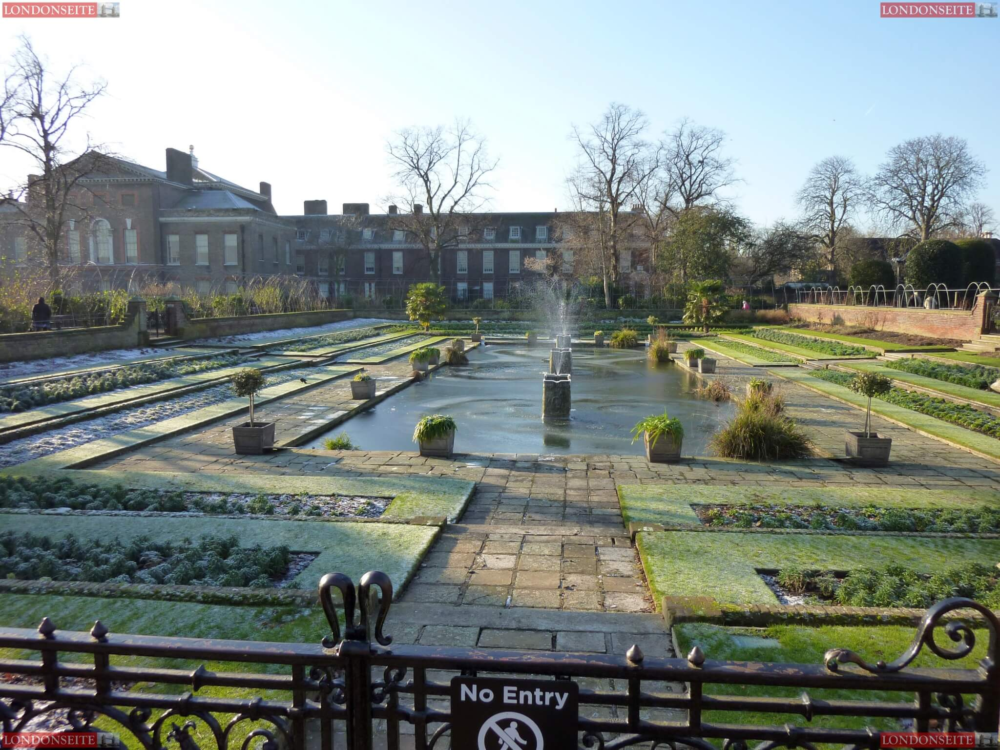 Kensignton Palace