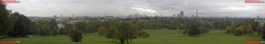 Primrose Hill Panorama
