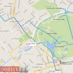 Spaziergang 9 - Sherlock, Wachsfiguren und Rosengarten