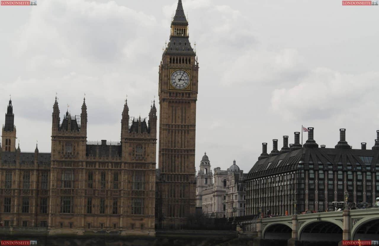 Big Ben Restaurierung