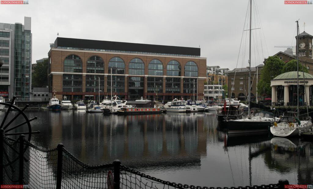 St. Katherine Docks
