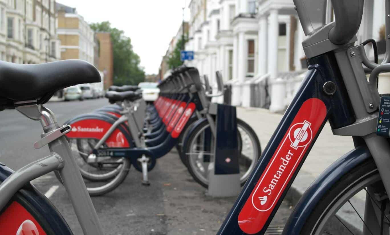 Fahrradtouren - Londonseite, London Blog