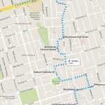 Spaziergang 10 - Marylebone