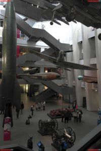 Imperial War Museum Hall