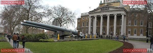 Kanonen Imerial War Museum
