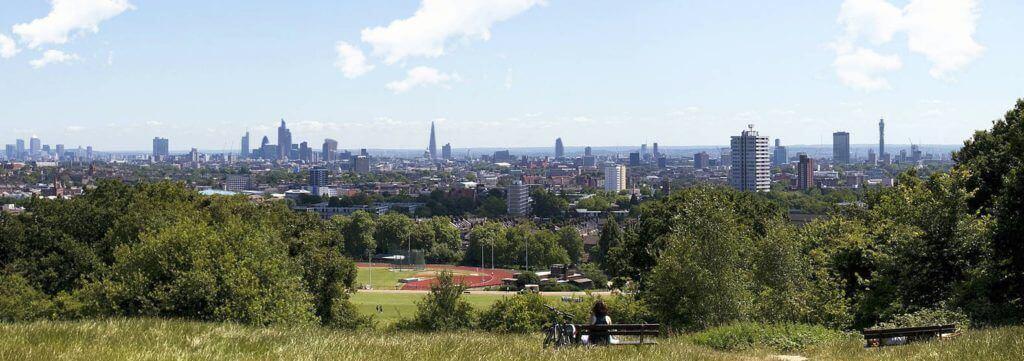 Skyline London 1