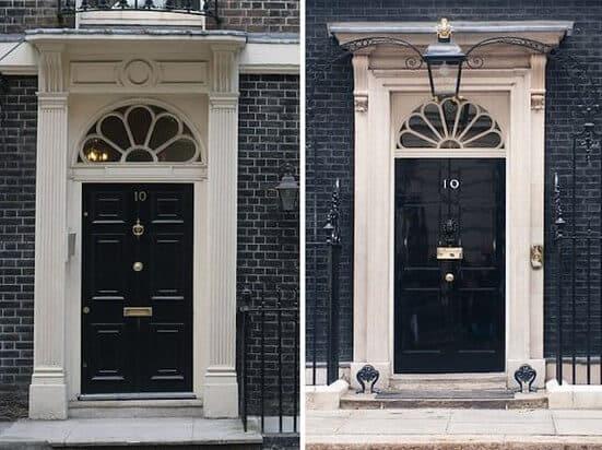 Bilderrätsel Downing Street