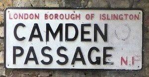 Fahrradtour 2 - Londoner Märkte