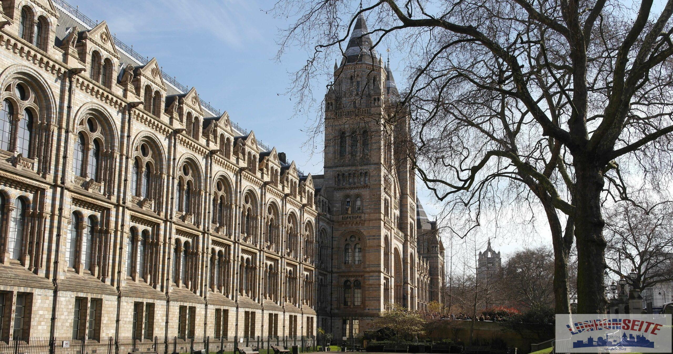 kostenlose Museen in London