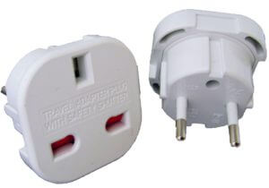 Reiseadapter UK