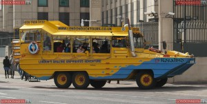 Duck Tour London
