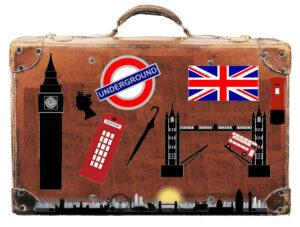 Packliste Londonreise