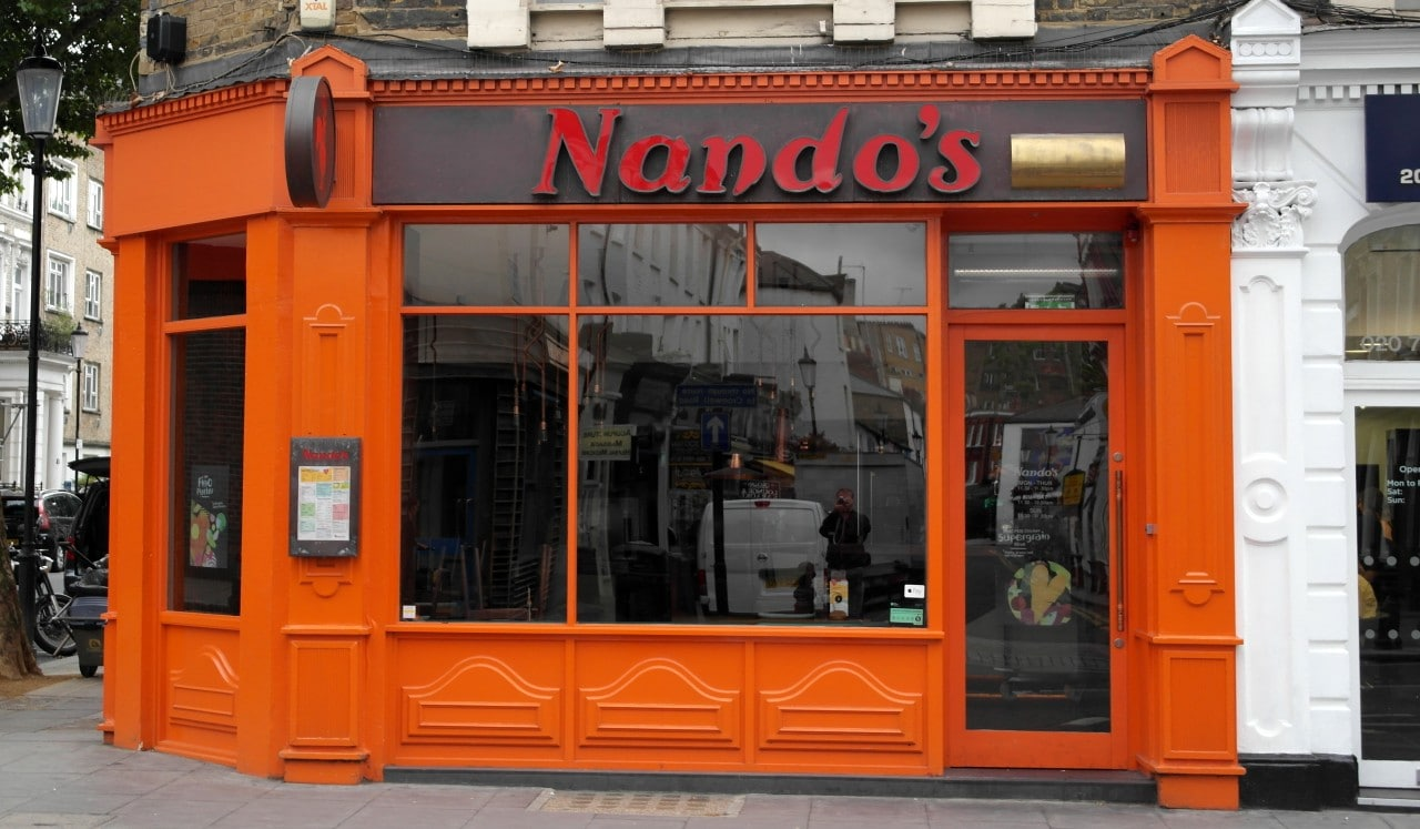 Erfahrungsbericht Nando's