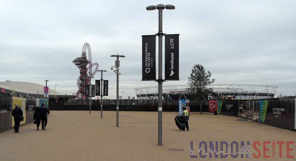Olympiagelände Stratford