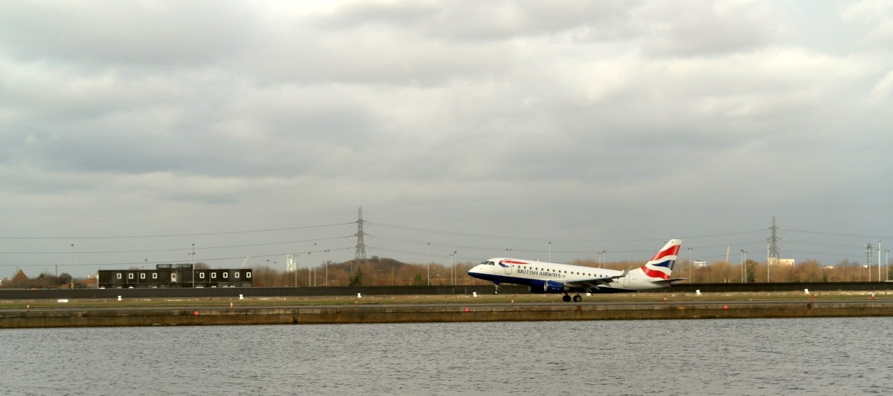 London City Airpot (LCY)