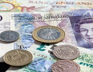 Geld wechseln für die nächste London Reise