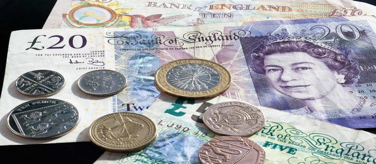 London Geld wechseln