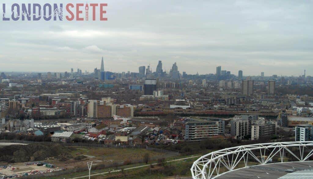 Stratford Skyline London