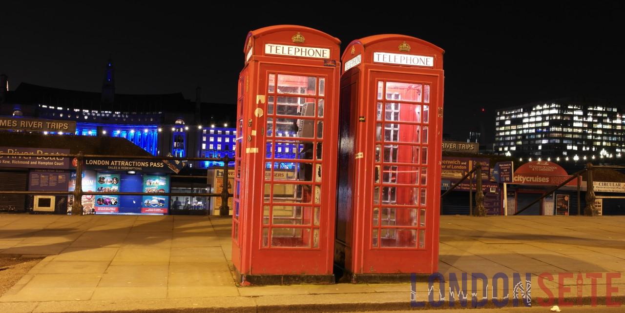 London Insider Telefonzelle