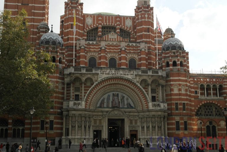 Westminster Cathedral Aussen