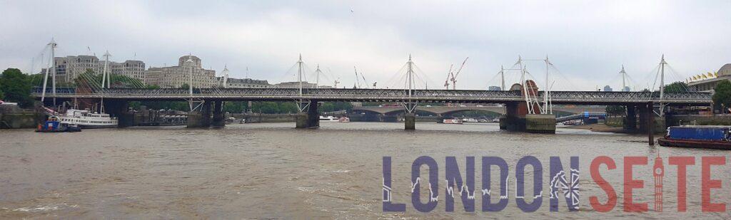 londoner brücken