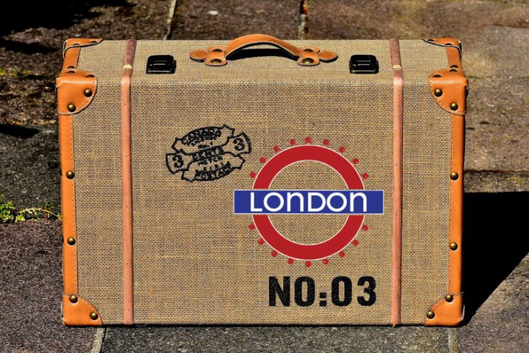 Packliste London