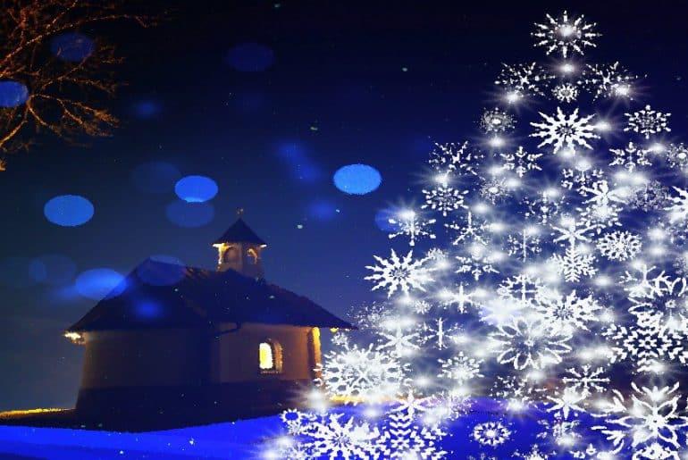 Londoner Weihnachten