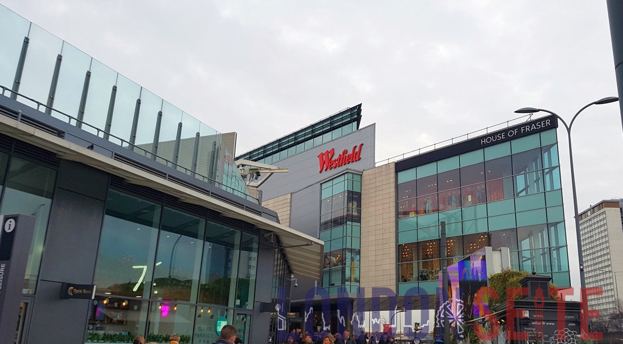 Westfield Shopping Centre B
