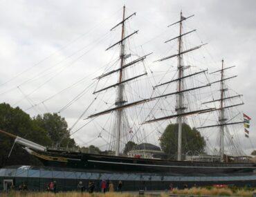 Cutty Sark Greenwich – Teeklipper mit Charme