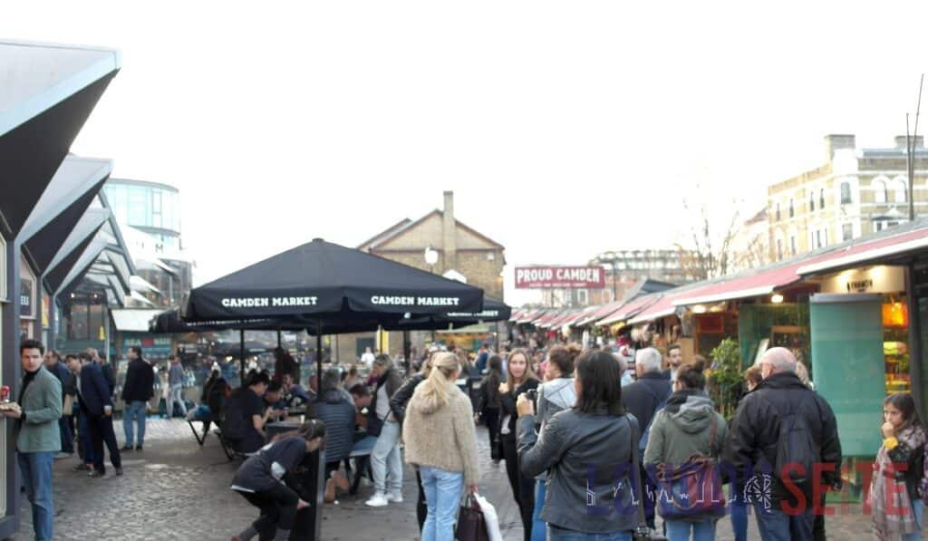 Camden Lock und Stables Market