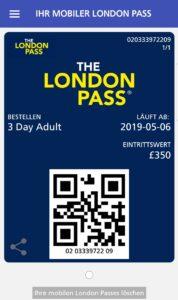 Erfahrungsbericht zum London Pass