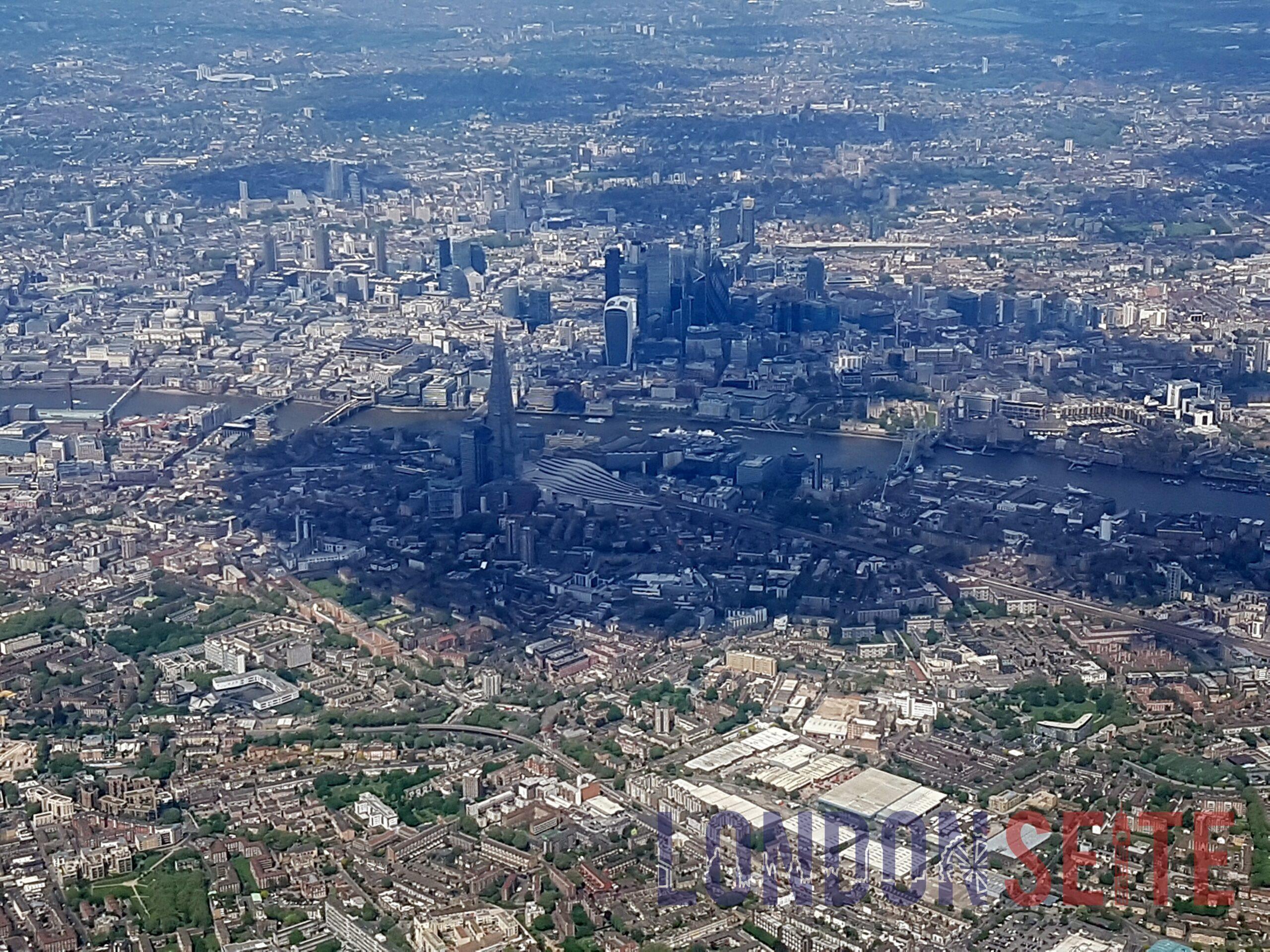 Von Heathrow Airport In Die City Of London Londonseite London Blog