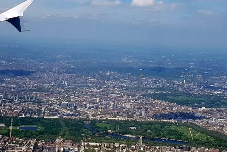 Von Heathrow Airport in die City of London