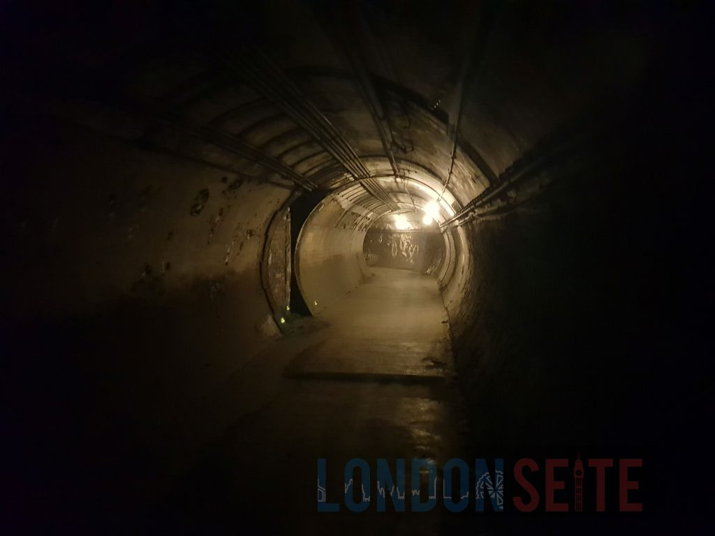 Hidden London Down Street Station
