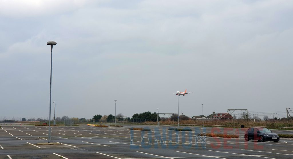 London Southend Plane Spotting