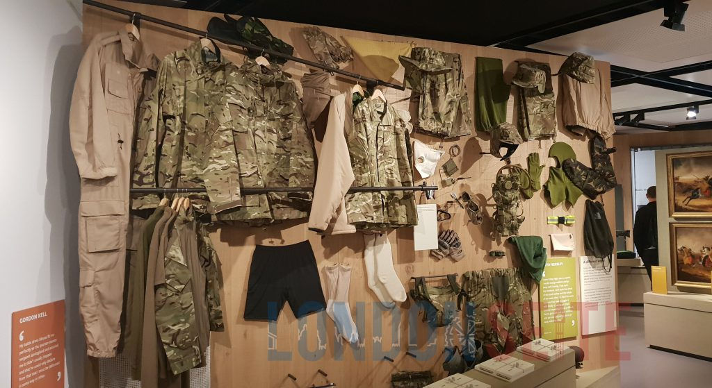 National Army Museum Uniformen