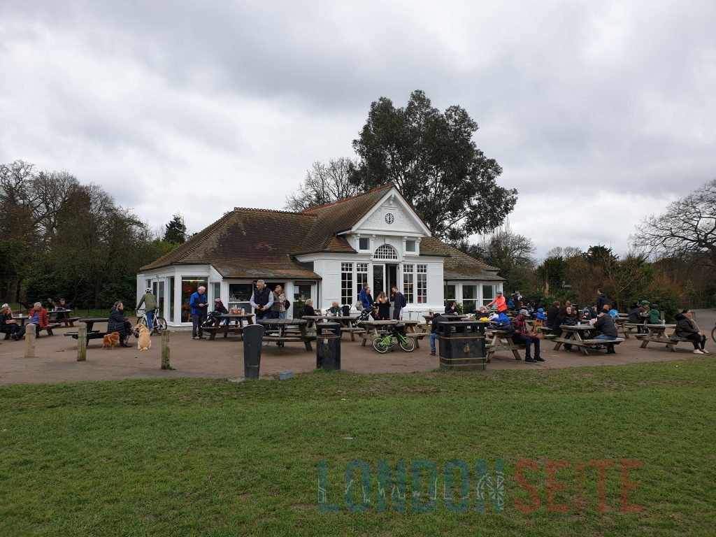 Dulwich Park Pavillion Cafe