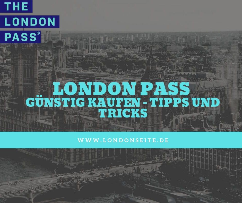 London Pass günstig kaufen